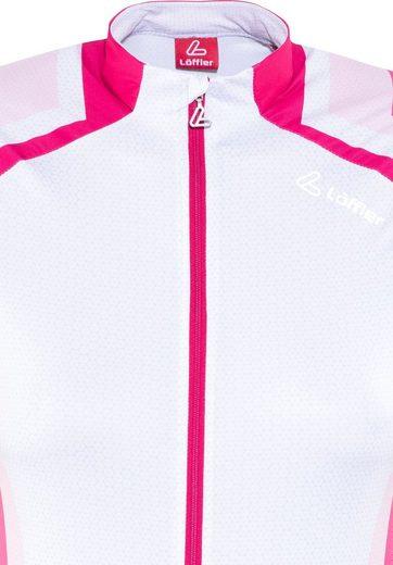 Löffler T-Shirt Hotbond Bike Trikot FZ Damen