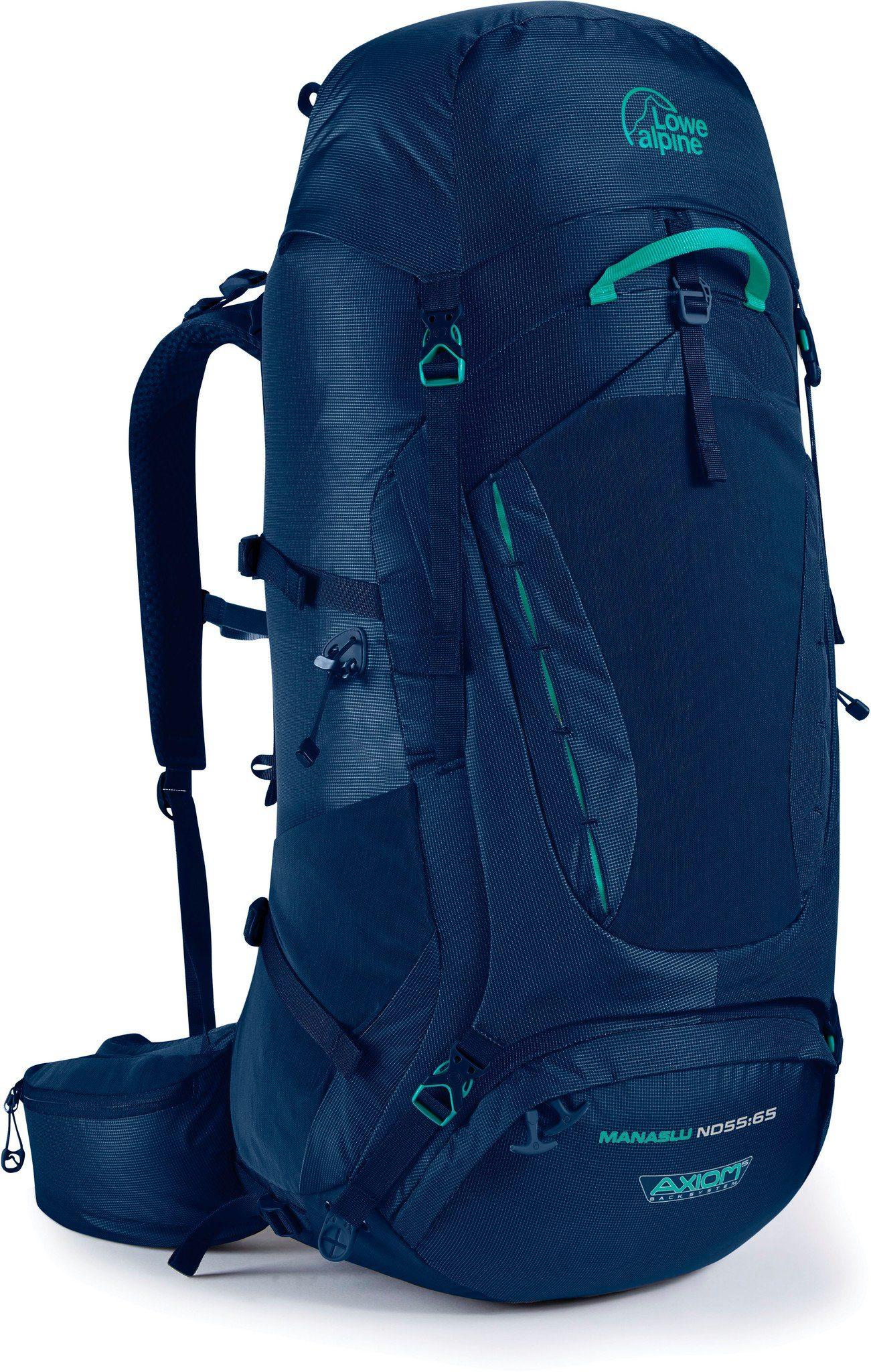 Lowe Alpine Sport- und Freizeittasche »Manaslu ND 55:65 Backpack Women«