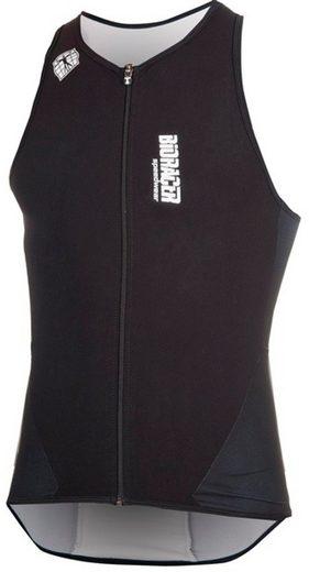 Bioracer Triathlonbekleidung Tri Top Zipper Unisex