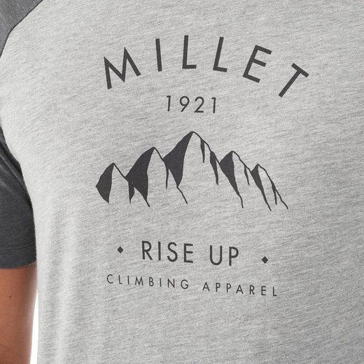 Millet T-shirt Montent Escalade Ts Ss Hommes