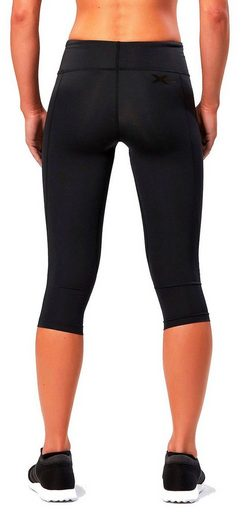 2xU Hose Mid-Rise Compression 3/4 Tights Women