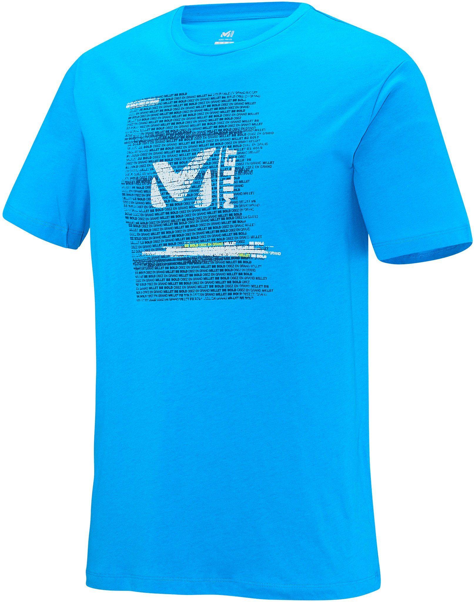 Millet T-Shirt »Be Bold TS SS Men«