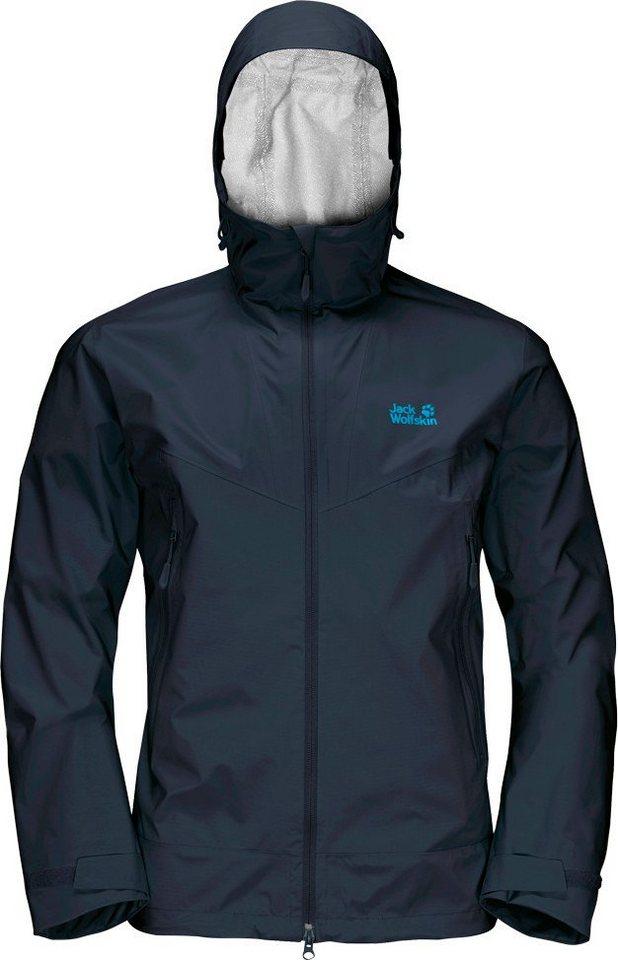 half off 4f951 5089e Jack Wolfskin Outdoorjacke »Cloudy Forest Jacket Men« online kaufen | OTTO
