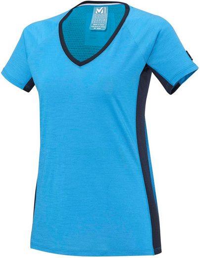 Millet T-shirt Ld Trilogy Wool Ts Ss Women