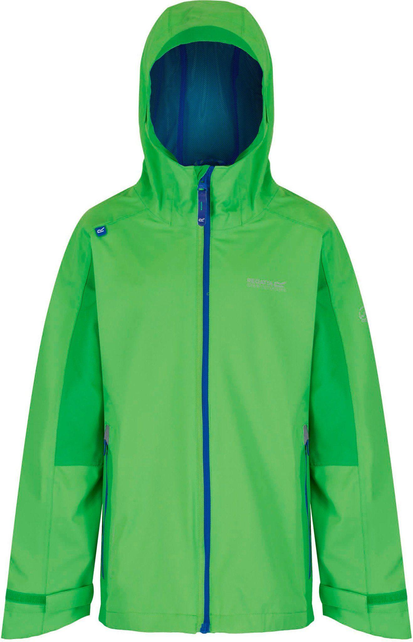 Regatta Outdoorjacke »Hipoint Stretch II Jacket Kids Waterproof«