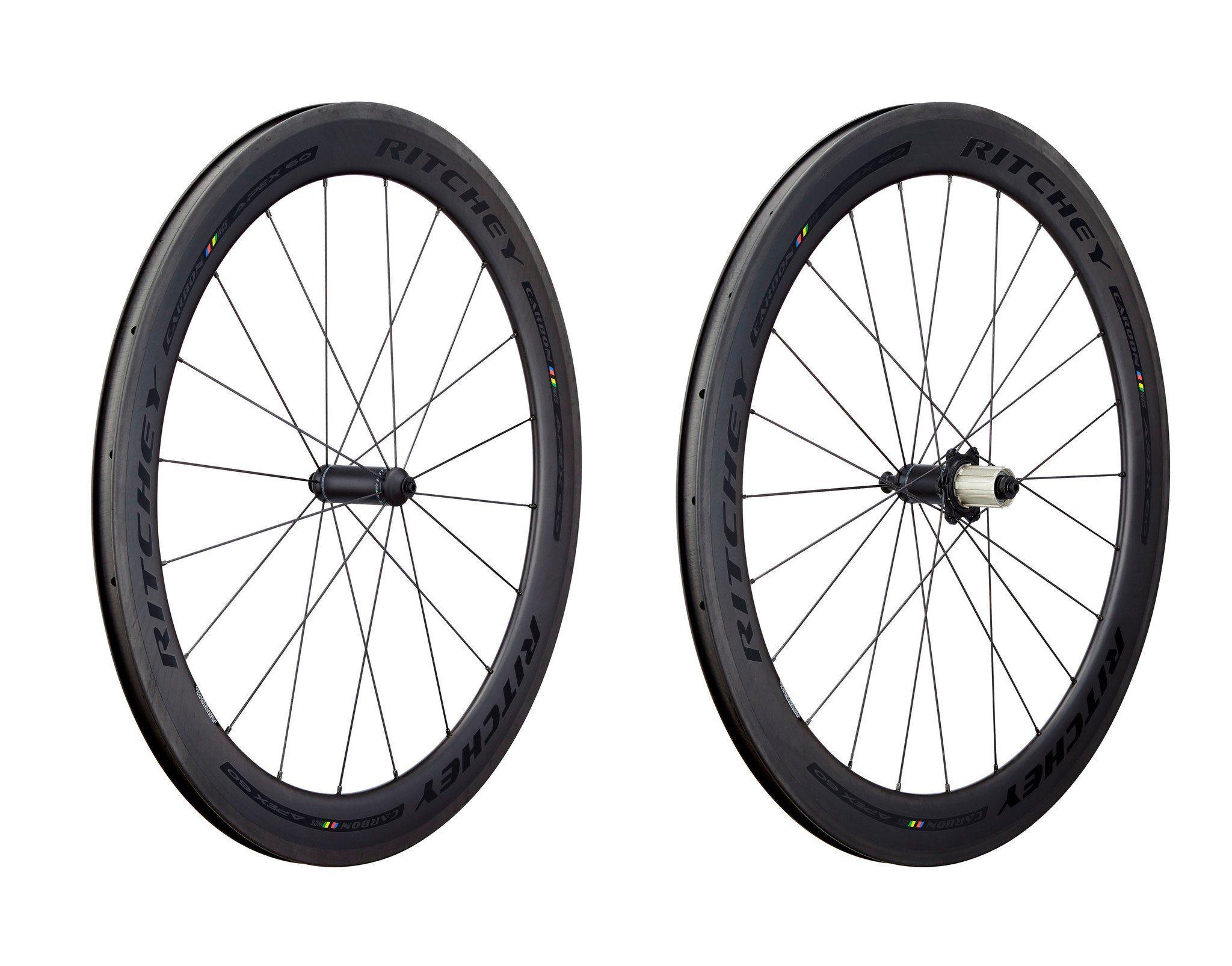 Ritchey Laufrad »WCS Apex II 60 Clincher Wheel Sets 700C«