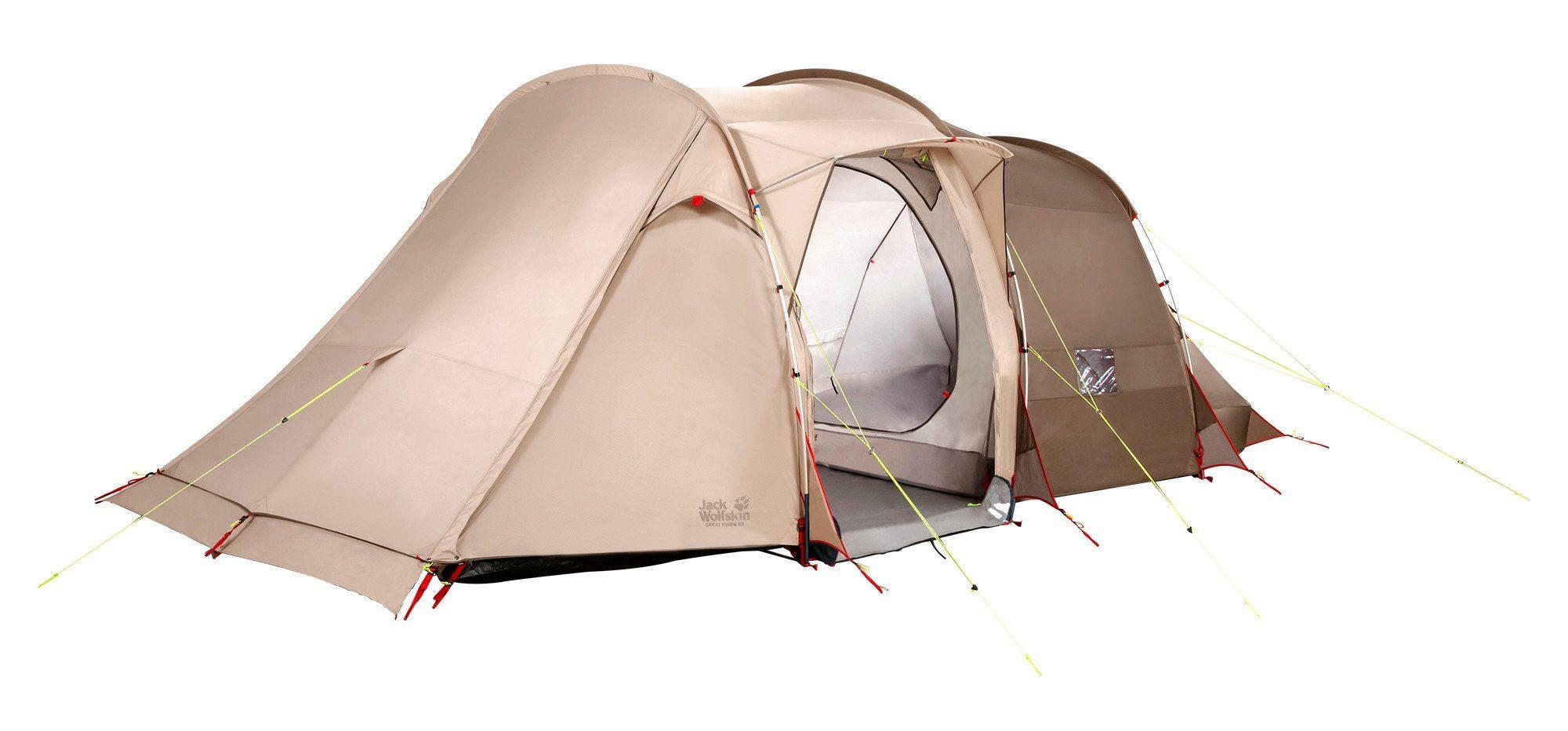 Jack Wolfskin Zelt »Great Divide RT Tent«