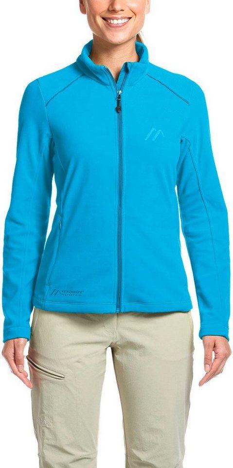 maier sports outdoorjacke tofino fleece jacket women. Black Bedroom Furniture Sets. Home Design Ideas