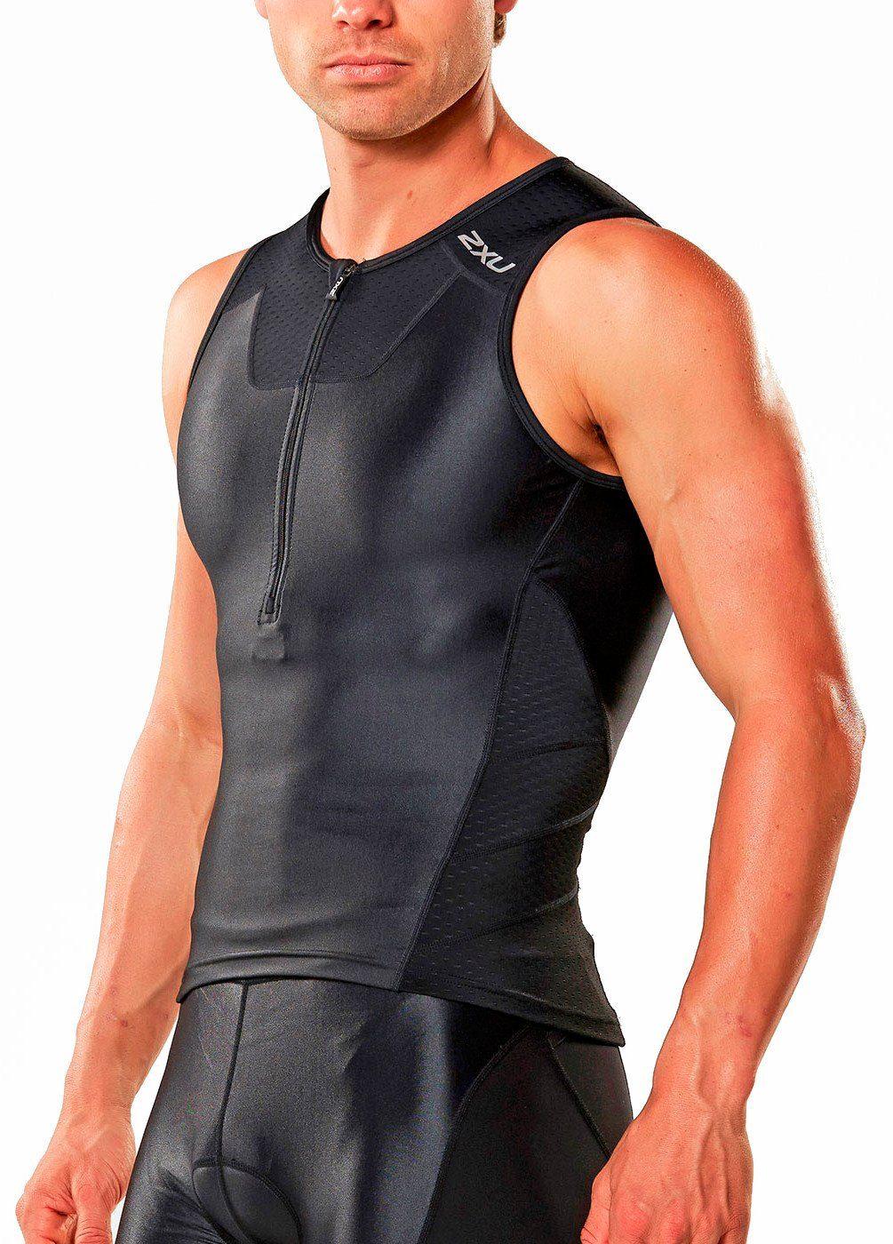 2xU Triathlonbekleidung »X-Vent Tri Top Men«