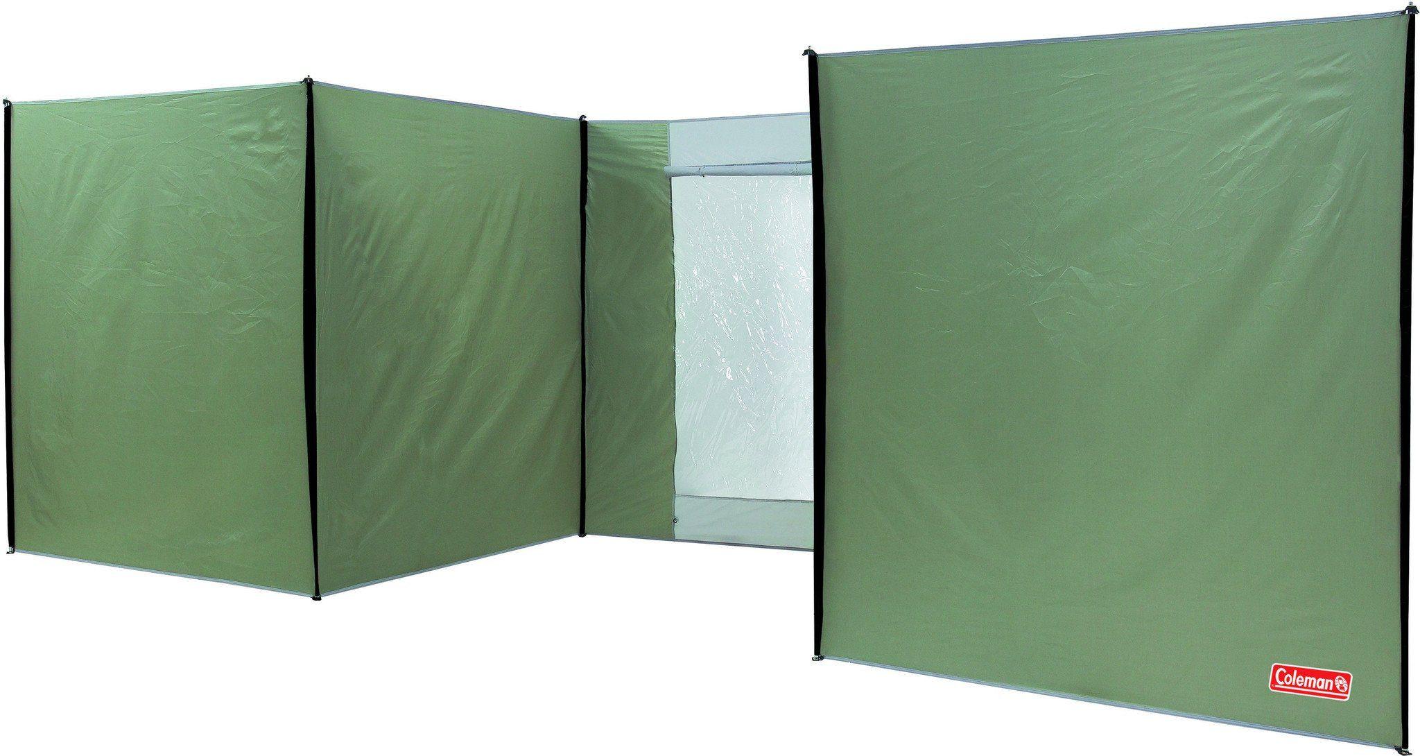 COLEMAN Zelt »Coleman XXL Wind- und Sichtschutz 7,5x1,65m«