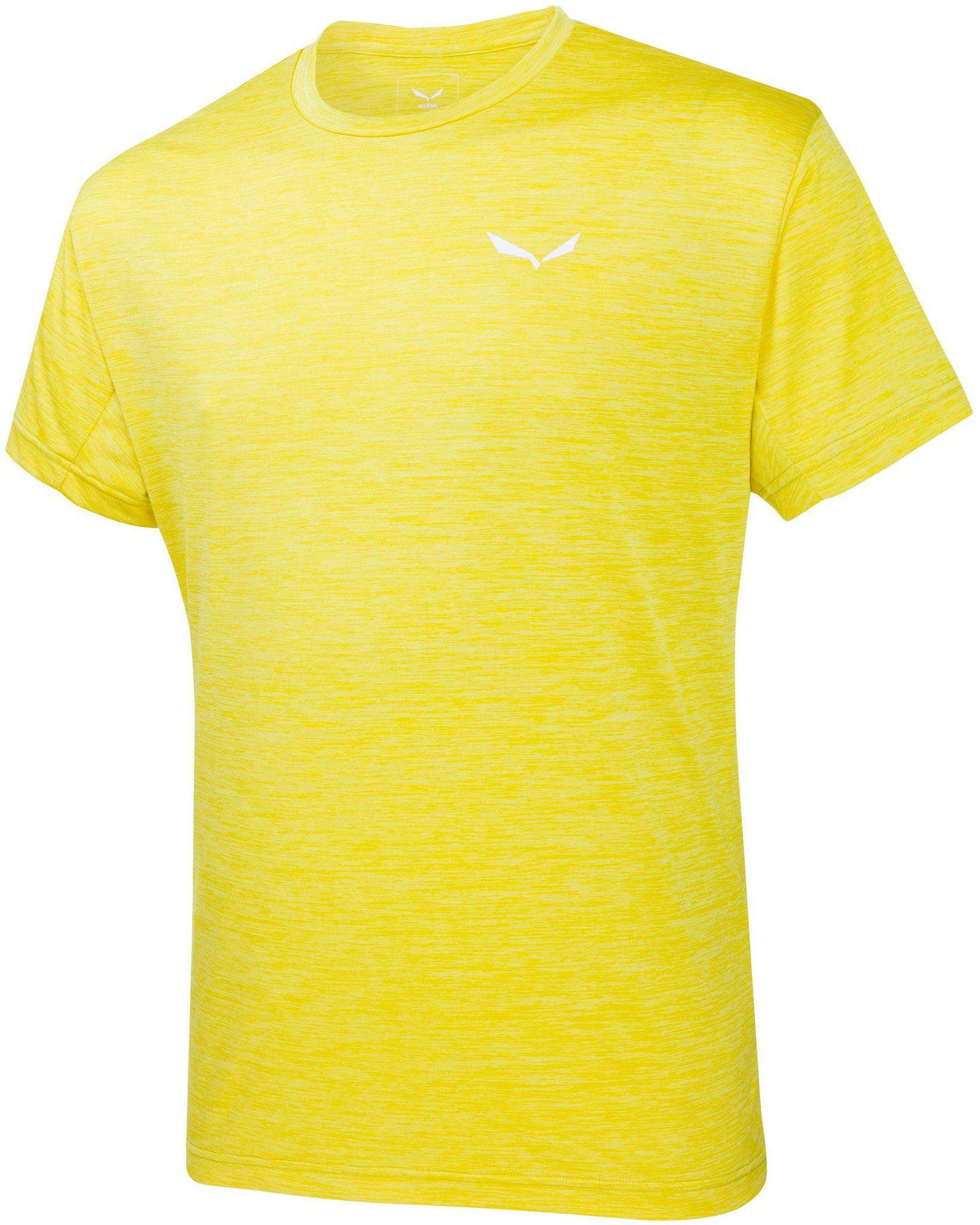 Salewa T-Shirt »Puez Melange Dry S/S Tee Men«
