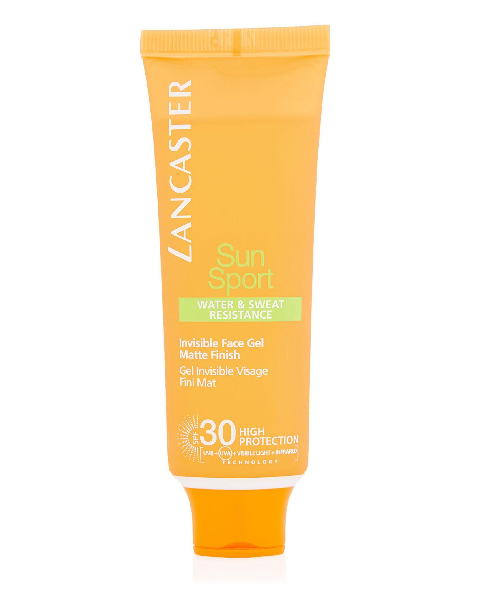 Lancaster Gesichtsgel »Sun Sport Face Invisible Gel SPF 30«