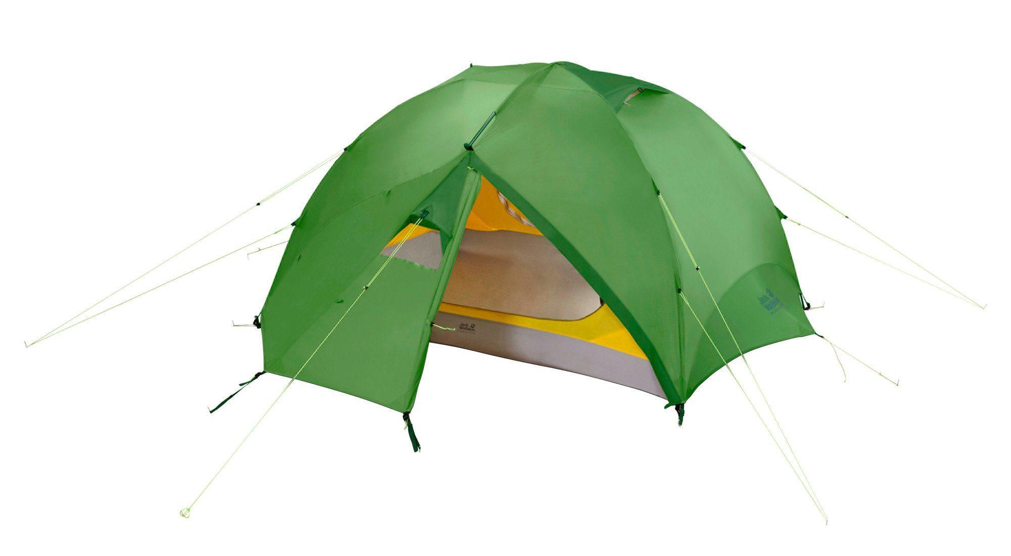 Jack Wolfskin Zelt »Yellowstone II Vent Tent«