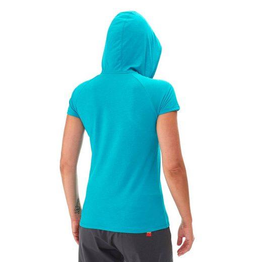 Millet T-Shirt LD Mada Roc Hoodie SS Women