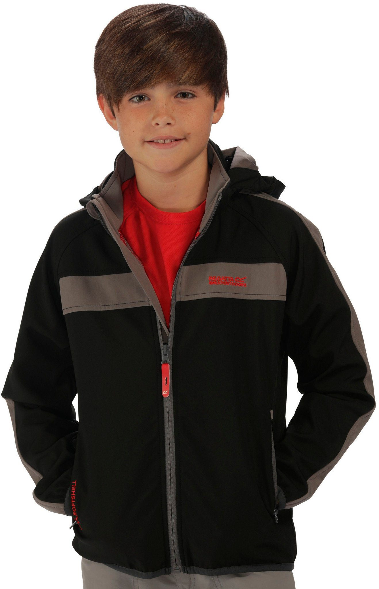 Regatta Outdoorjacke »Arowana II Softshell Jacket Kids«