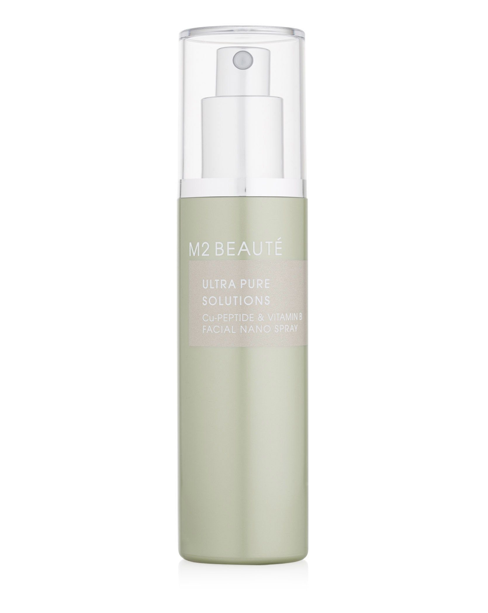 M2 Beauté Gesichtsspray »Ultra Pure Solutions Cu-Peptide & Vitamin B«