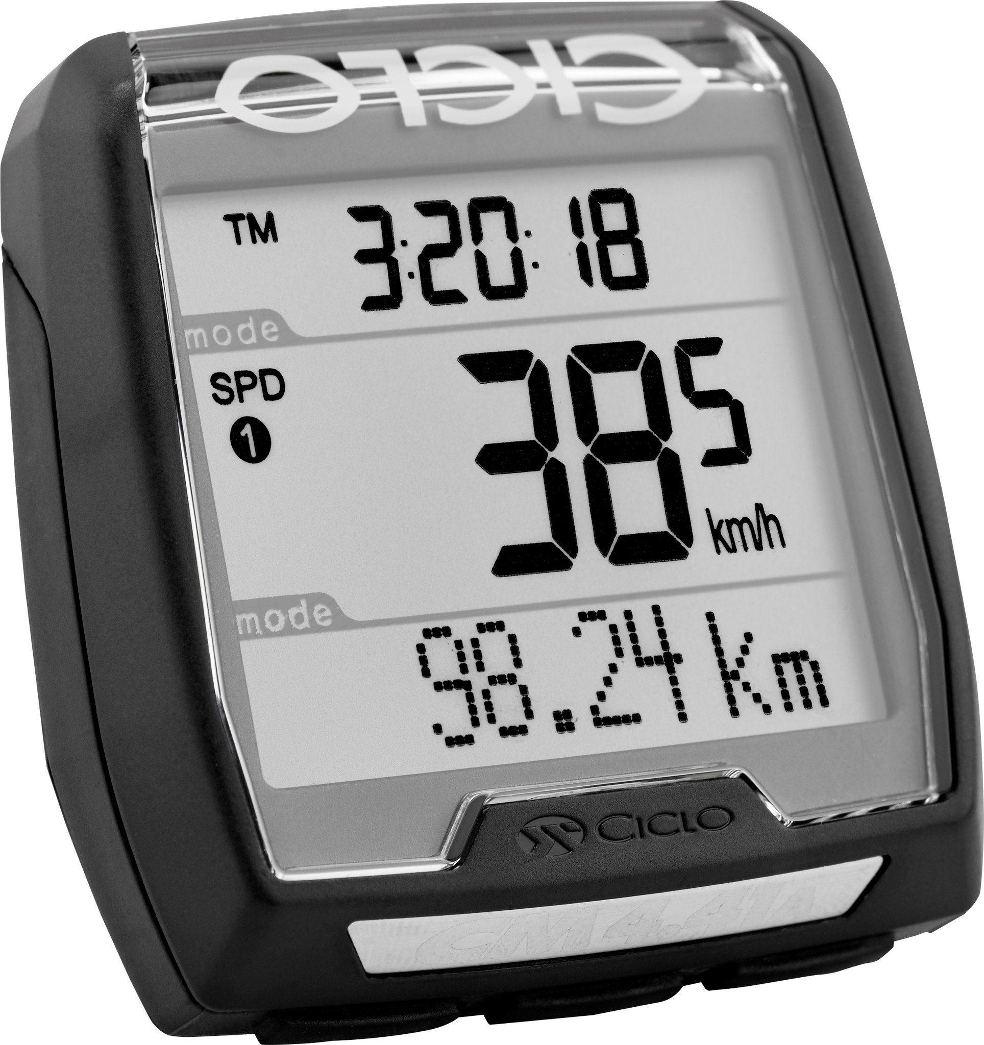 Ciclosport Fahrradcomputer »CM 4.41 A Fahrradcomputer mit Höhen- und«