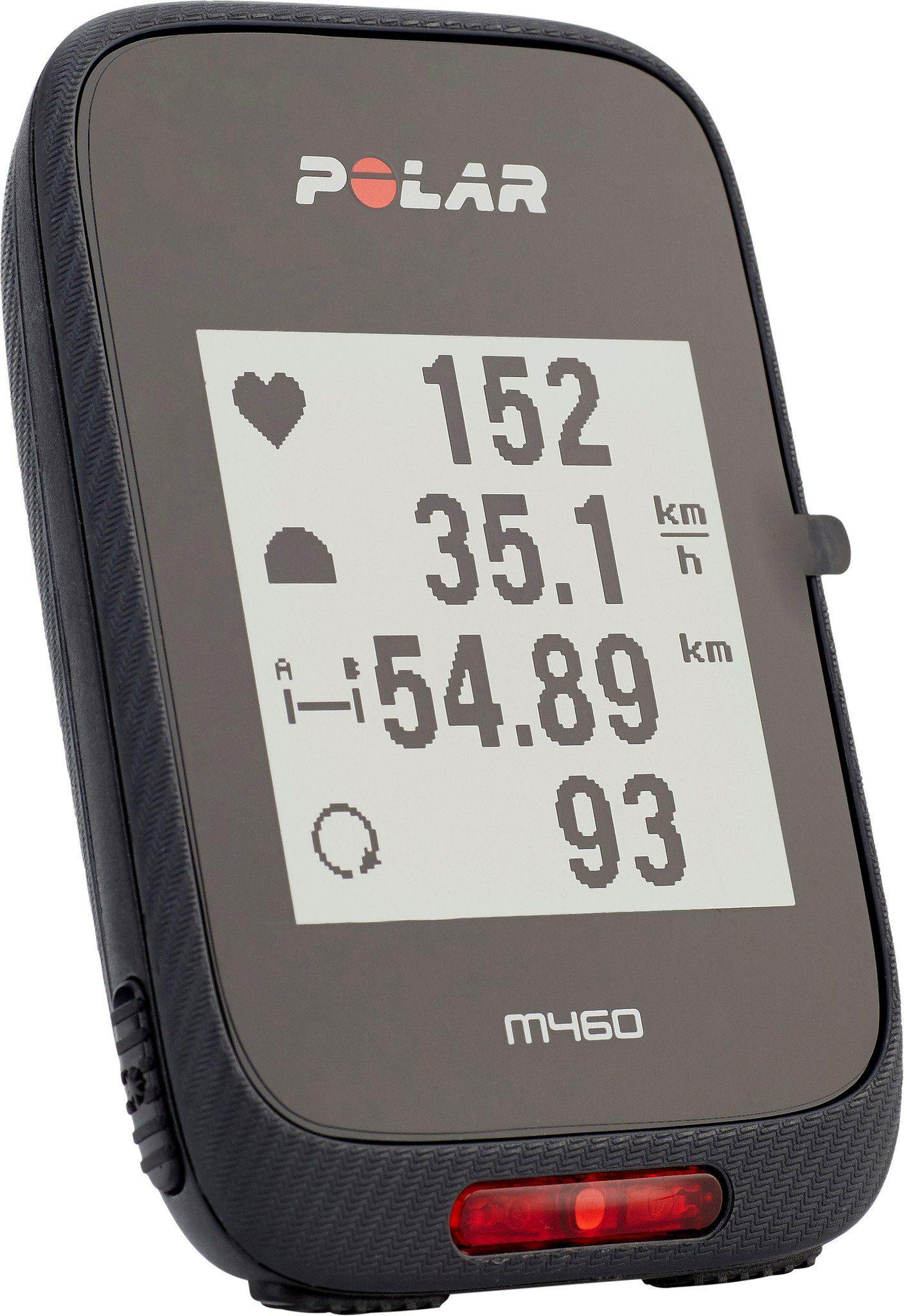 Polar Navigationsgerät »M460 GPS Fahrradcomputer«