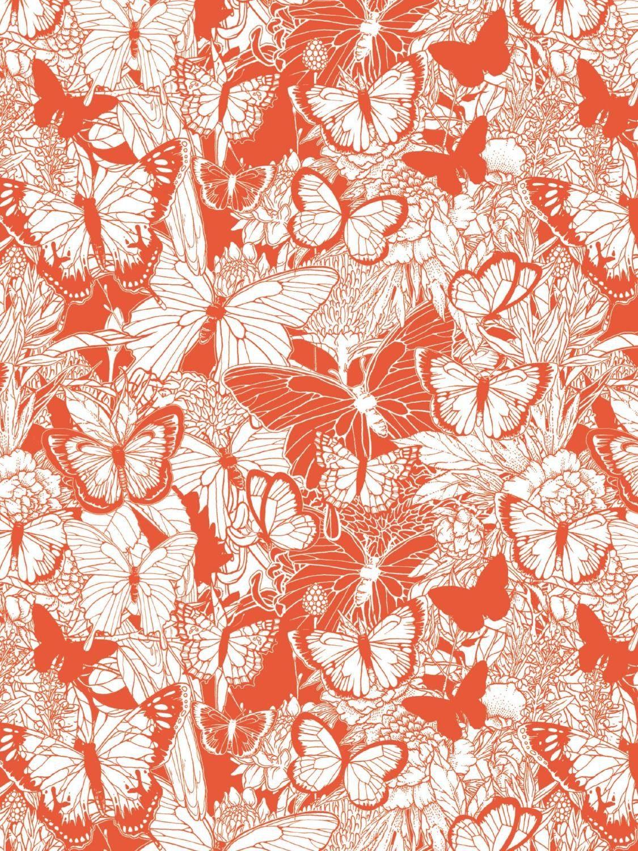 "décopatch Designpapier ""Schmetterlinge"" 3 Blatt"