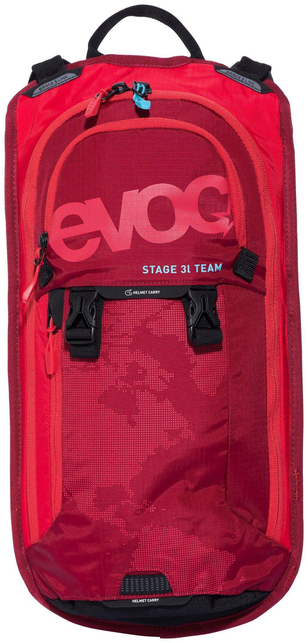 EVOC Rucksack »Stage Team Backpack 3 L + Hydration Bladder 2 L«