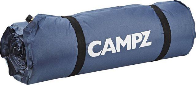 CAMPZ Luftmatratze »Classic Double Comfort Matte M« | Baumarkt > Camping und Zubehör > Luftmatratzen und Isomatten | Grau | CAMPZ