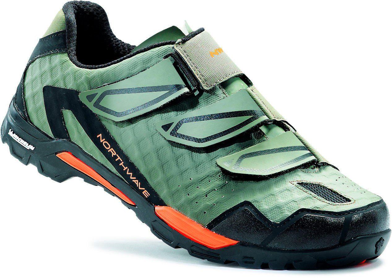 Northwave Fahrradschuhe Outcross 3V Shoes Men  oliv