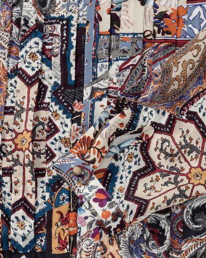 SEIDENSTICKER Blusenshirt mit Paisleymuster