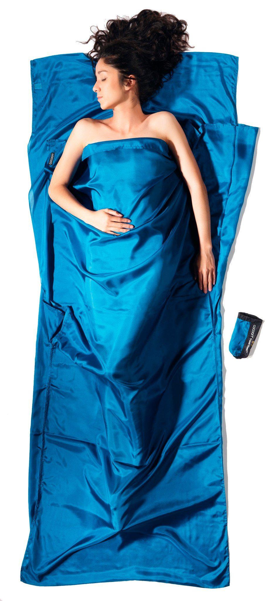 Cocoon Schlafsack »Cocoon TravelSheet Silk«