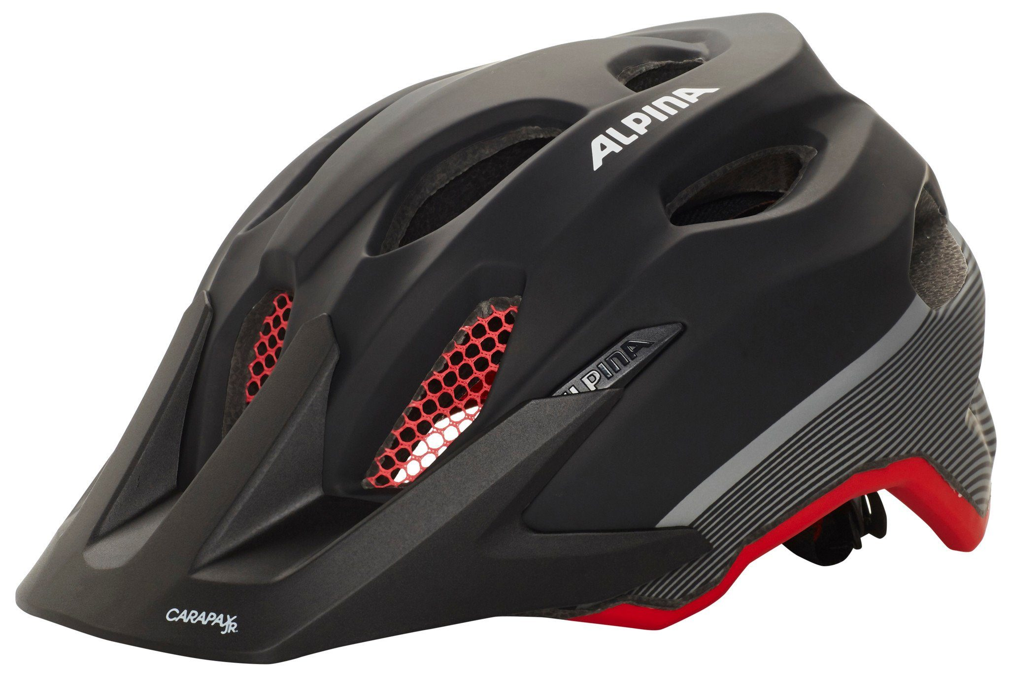 Alpina Fahrradhelm »Carapax Flash Helmet Juniors«