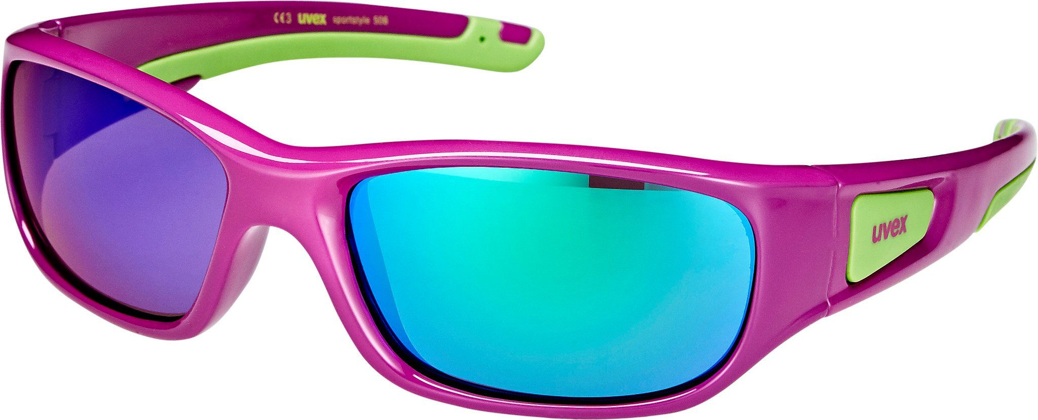 Uvex Radsportbrille »sportstyle 506 Kids Glasses«