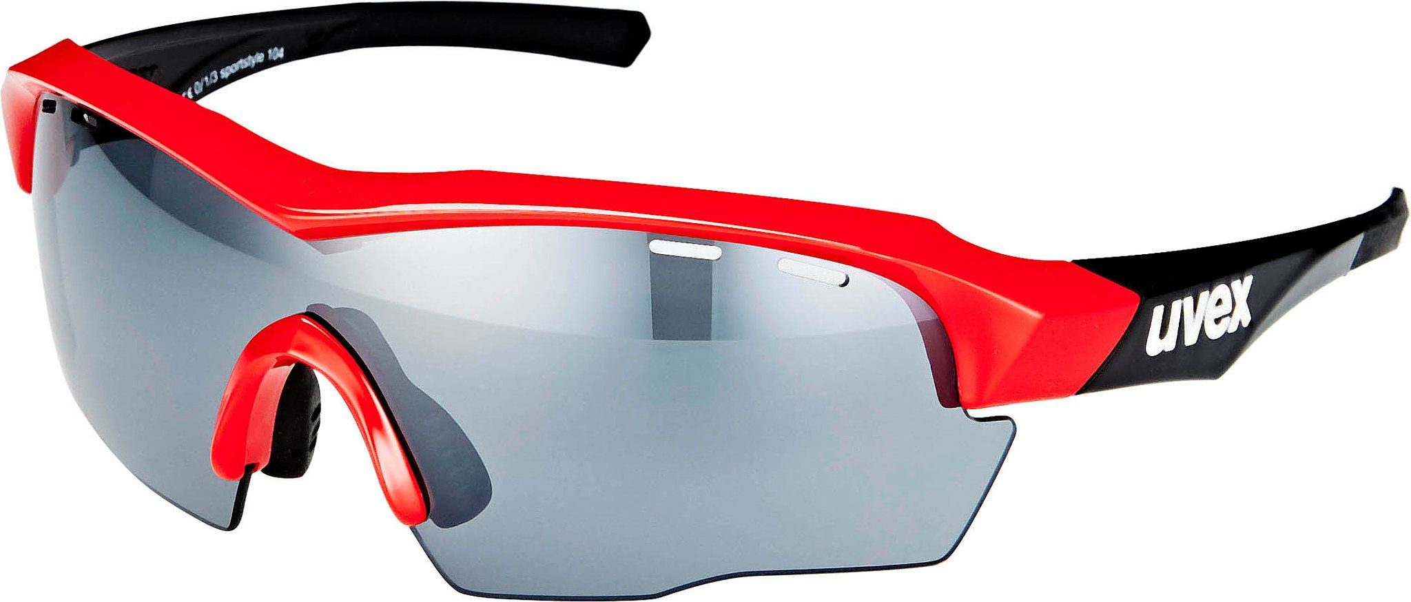 Uvex Radsportbrille »sportstyle 104 Glasses«