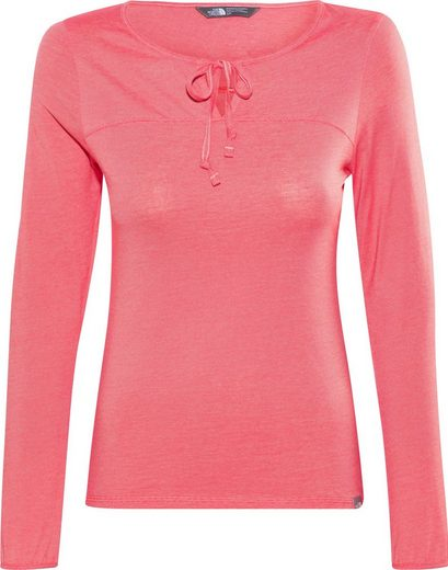 The North Face Shirt Dayspring L/S Tee Women
