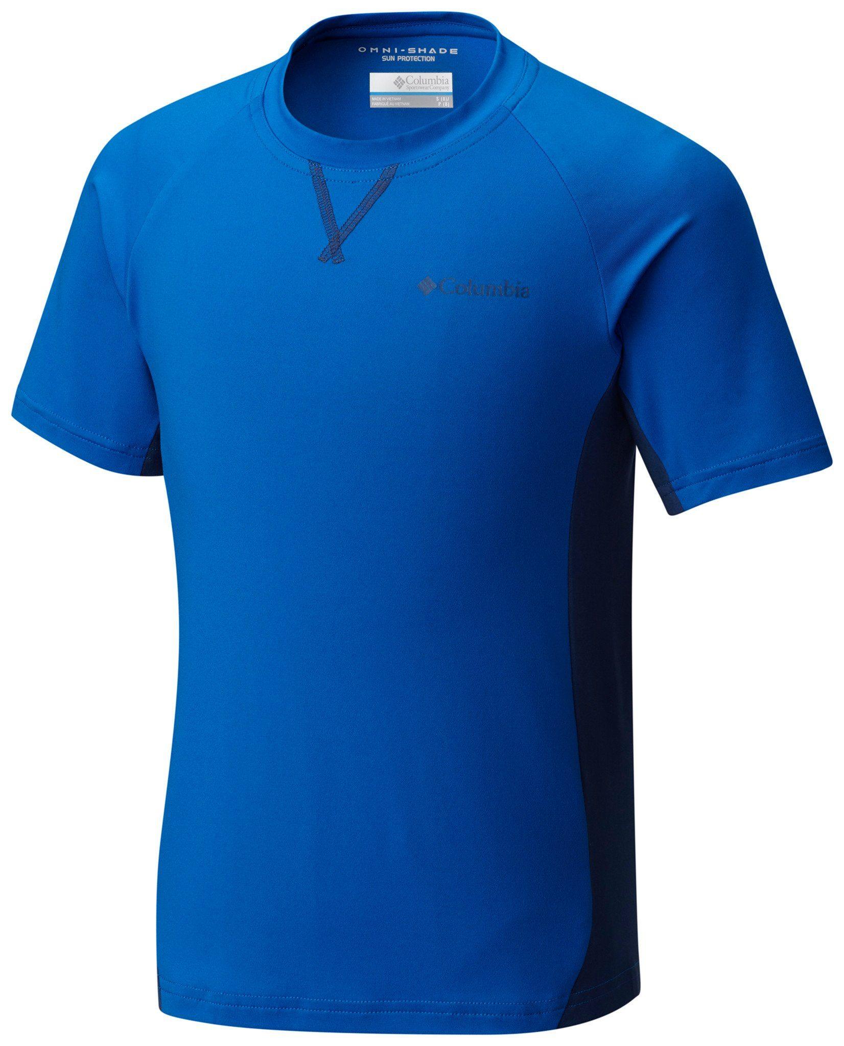 Columbia T-Shirt »Silver Ridge Short Sleeved Tee Boys«
