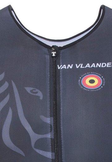 Bioracer Triathlonbekleidung Van Vlaanderen Trisuit SS Men