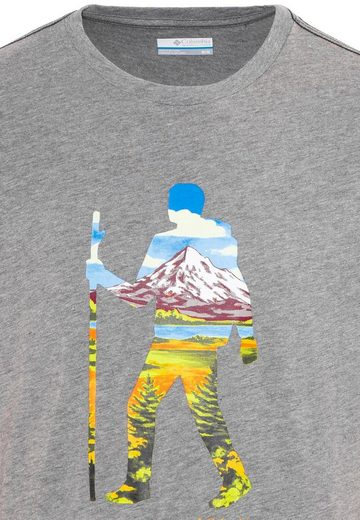 Columbia T-shirt Camp Country Short Sleeved Tee Men