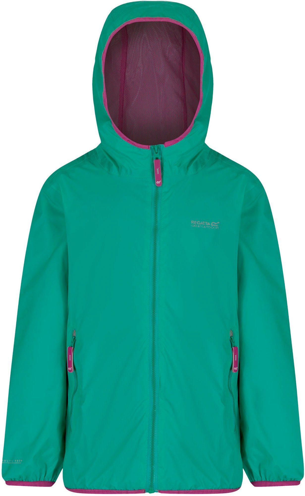 Regatta Outdoorjacke »Lever II Jacket Kids Waterproof«