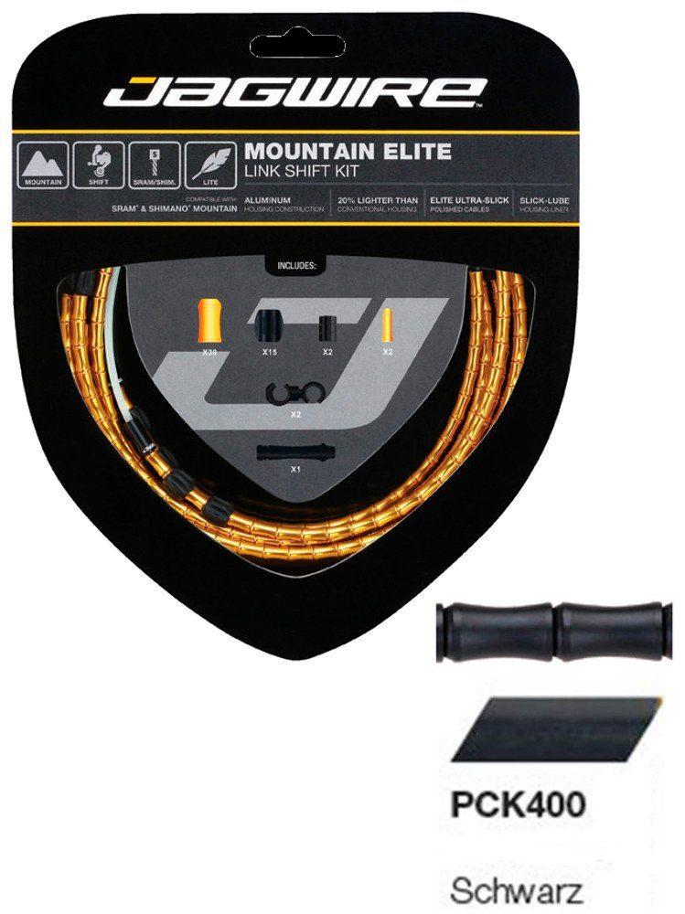 Jagwire Schaltung »Mountain Elite Link Schaltzugset«