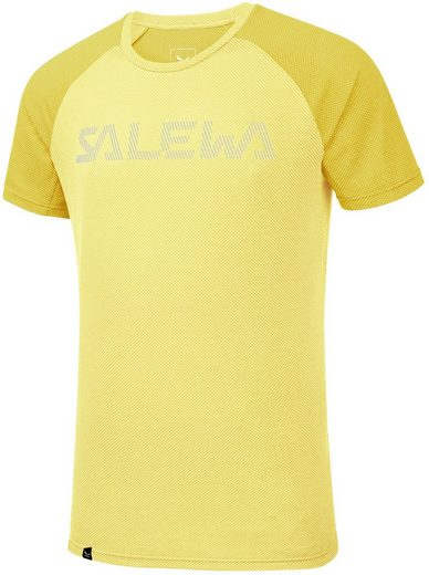Salewa T-Shirt »Pedroc Delta Dry S/S Tee Men«