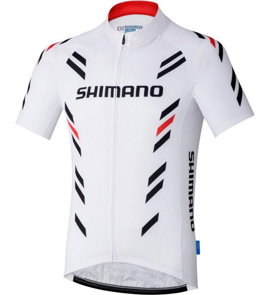 Shimano Radtrikot »Print Short Sleeve Jersey Men«