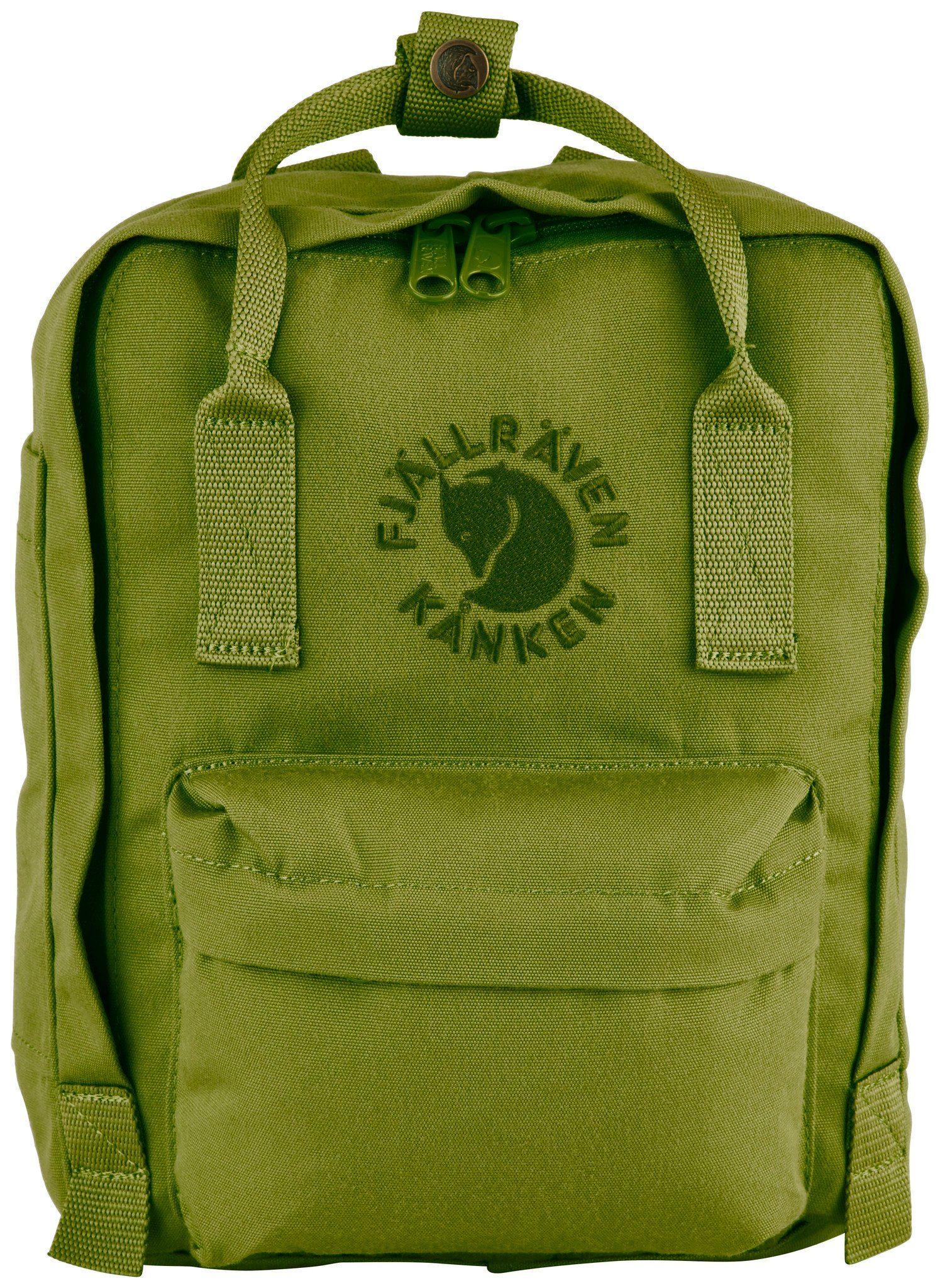 FJÄLLRÄVEN Wanderrucksack »Re-Kånken Mini Daypack«