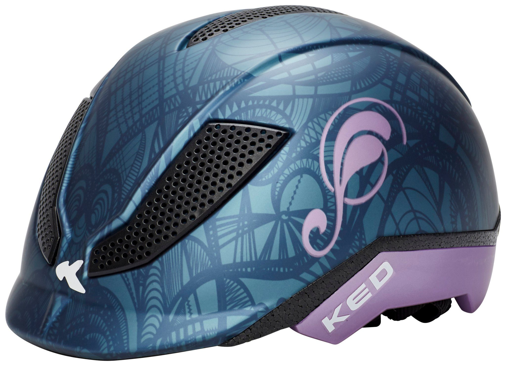 KED Fahrradhelm »Pina Ride & Bike Helmet Kids«