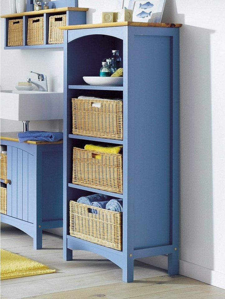 heine home regal mit platz f r 3 k rbe kaufen otto. Black Bedroom Furniture Sets. Home Design Ideas