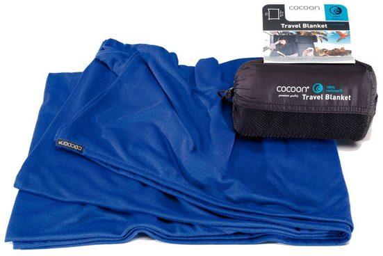 Cocoon Reisekissen »Travel Blanket CoolMax«