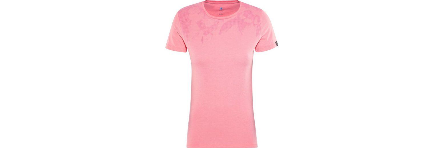 Crew Women S T Shirt Odlo S Signo Shirt Neck FnxfCnBzqw