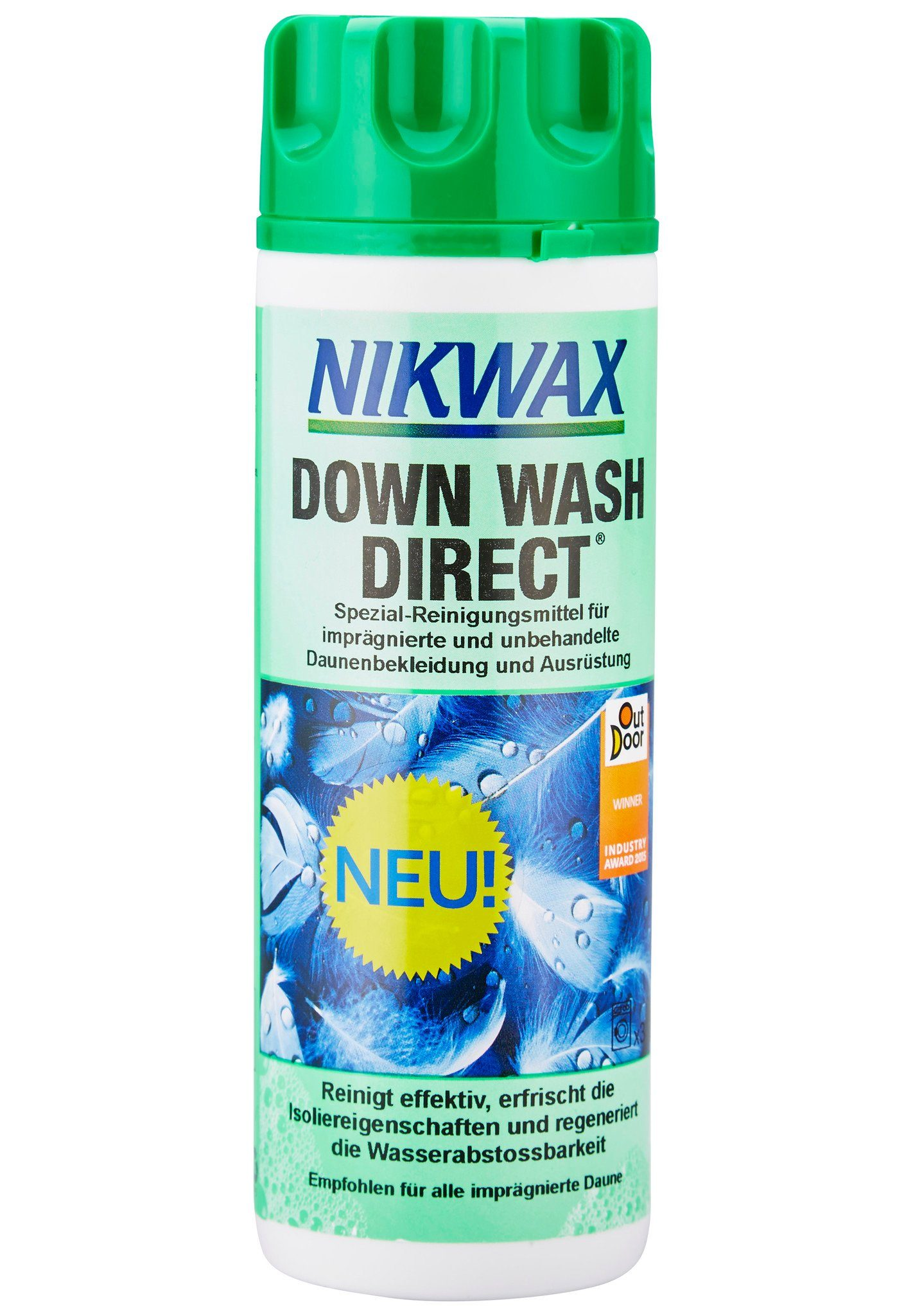 Nikwax Reinigungsmittel »Downwash Direct 300 ml«