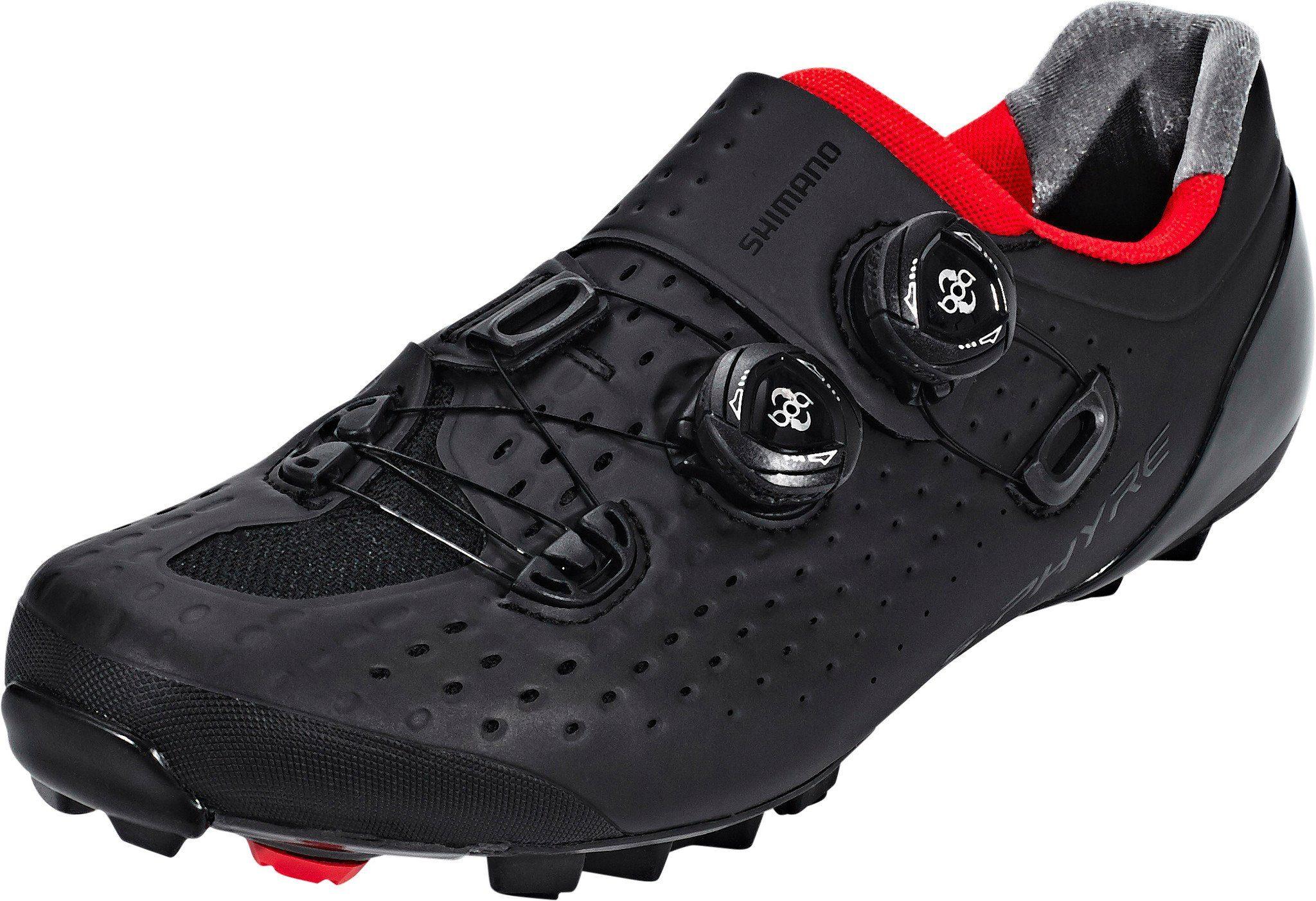 Shimano Fahrradschuhe SH-XC9L Schuhe Unisex  schwarz
