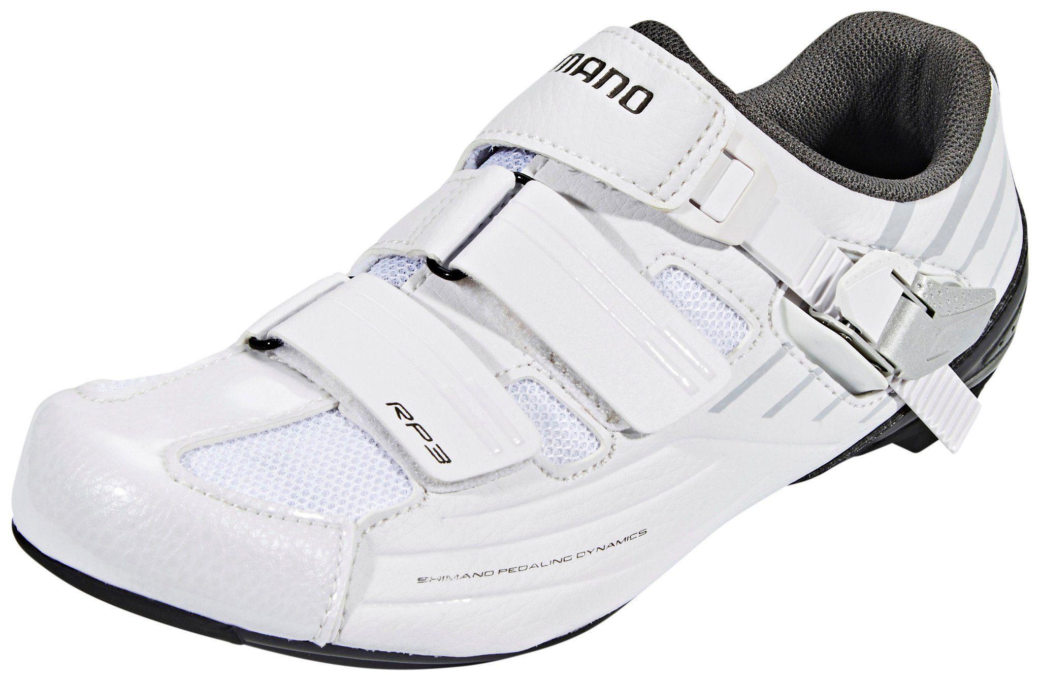 Shimano Fahrradschuhe SH-RP3W Schuhe Unisex  weiß
