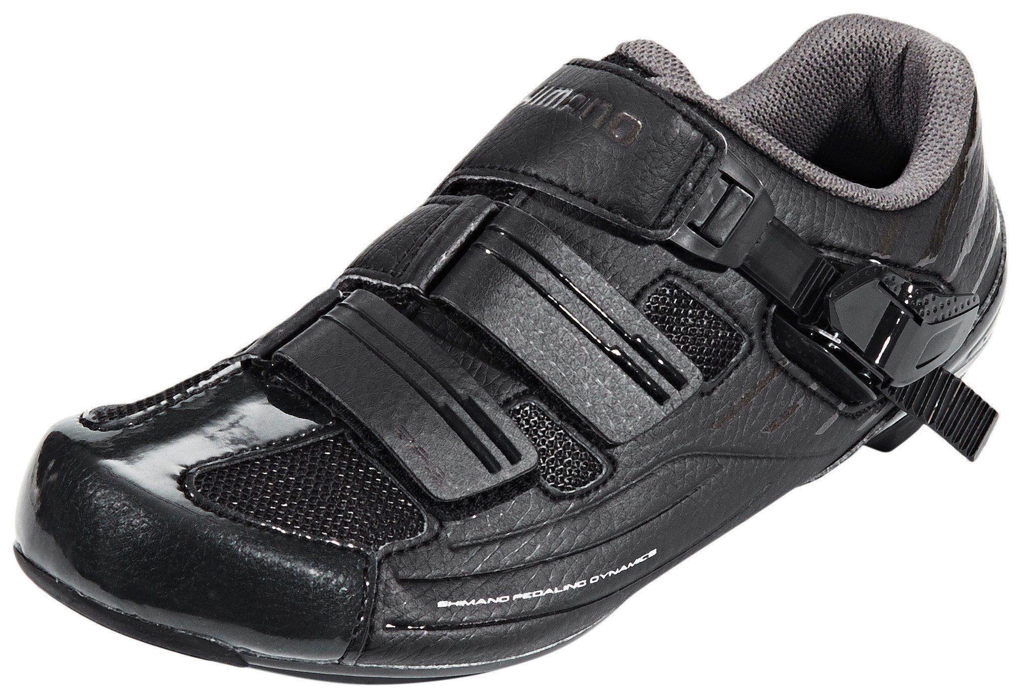 Shimano Fahrradschuhe SH-RP3L Schuhe Unisex  schwarz