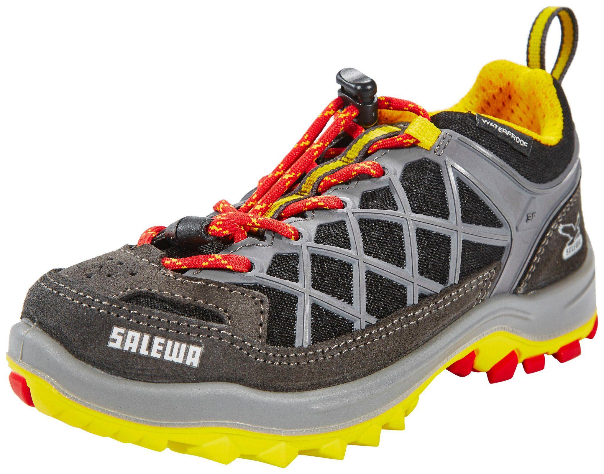 Salewa Kletterschuh Wildfire Waterproof Hiking Shoes Junior online kaufen  schwarz
