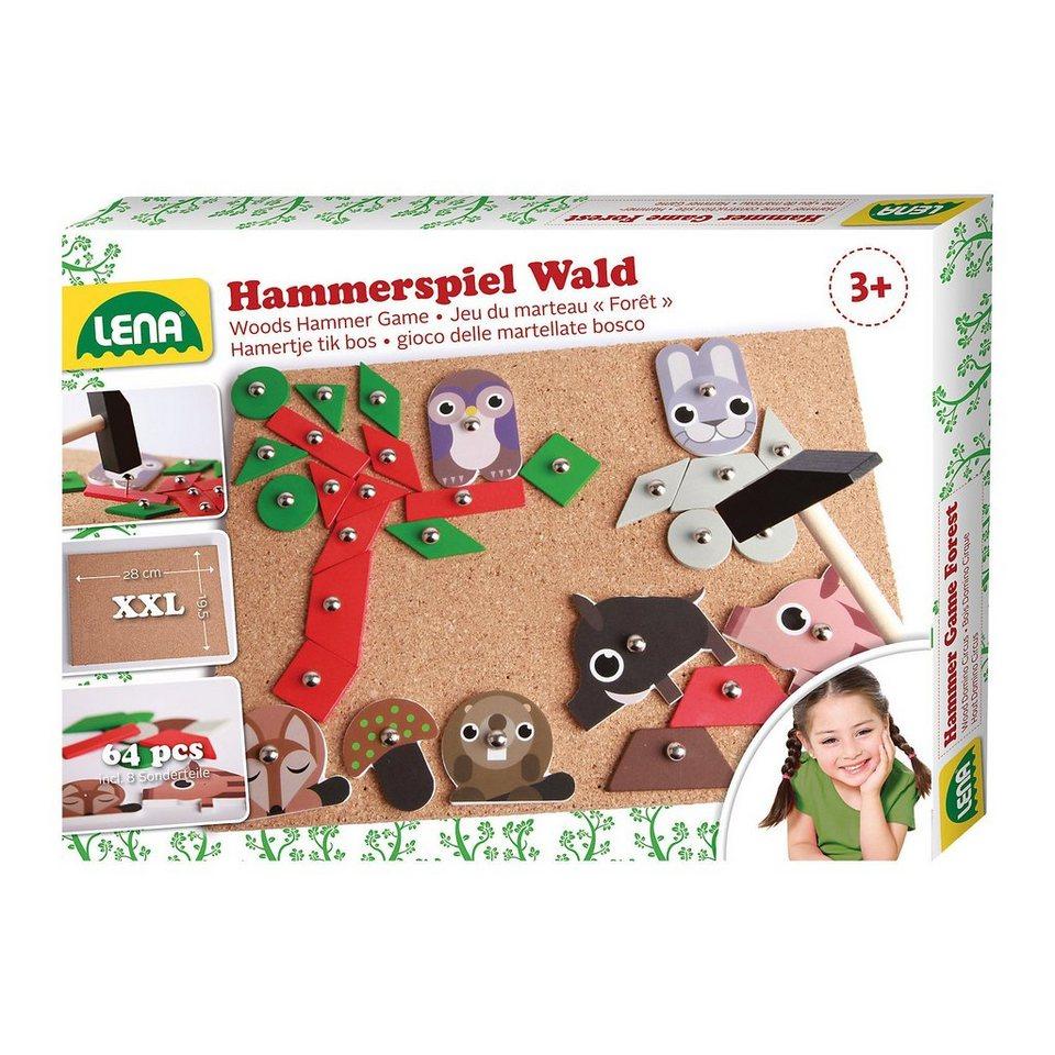 Lena® Hammerspiel Wald online kaufen